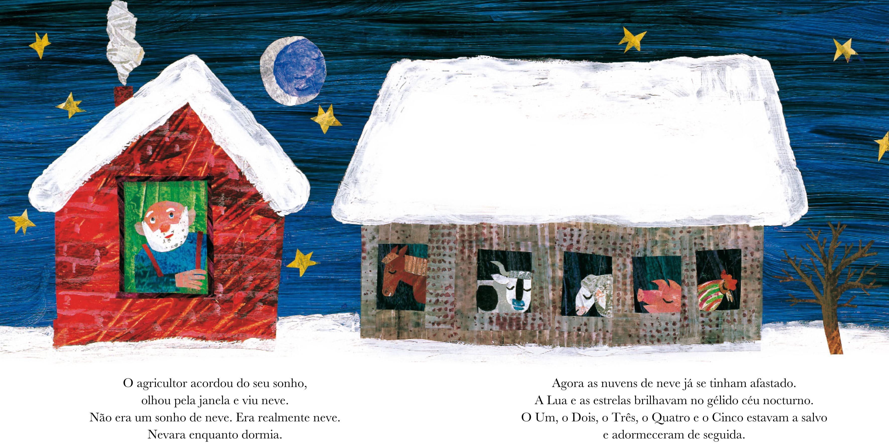 Resultado de imagem para capa do livro sonho de neve da kalandraka